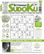 Copertina Settimana Sudoku n.784