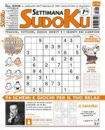 Copertina Settimana Sudoku n.786