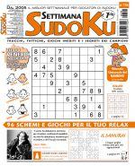 Copertina Settimana Sudoku n.796