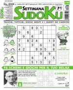 Copertina Settimana Sudoku n.804