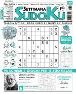 Copertina Settimana Sudoku n.807