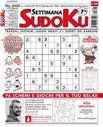 Copertina Settimana Sudoku n.808
