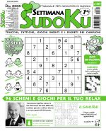 Copertina Settimana Sudoku n.809