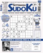 Copertina Settimana Sudoku n.810