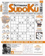 Copertina Settimana Sudoku n.811