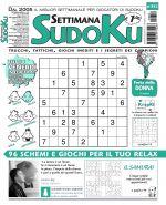 Copertina Settimana Sudoku n.812
