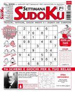 Copertina Settimana Sudoku n.813