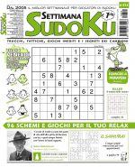 Copertina Settimana Sudoku n.814