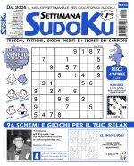 Copertina Settimana Sudoku n.815