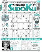 Copertina Settimana Sudoku n.817