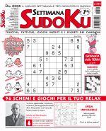Copertina Settimana Sudoku n.818