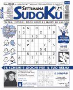 Copertina Settimana Sudoku n.820