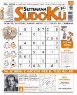 Copertina Settimana Sudoku n.821