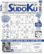 Copertina Settimana Sudoku n.825