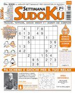 Copertina Settimana Sudoku n.826