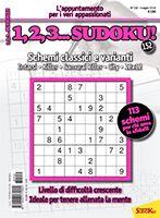 Copertina 1,2,3 Sudoku n.152