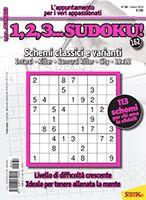 Copertina 1,2,3 Sudoku n.162
