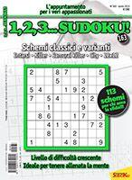 Copertina 1,2,3 Sudoku n.163