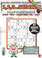 Copertina 1,2,3 Sudoku n.177