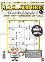 Copertina 1,2,3 Sudoku n.183