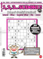 Copertina 1,2,3 Sudoku n.185