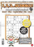 Copertina 1,2,3 Sudoku n.187