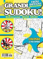 Copertina Grandi Sudoku n.46