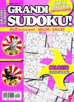 Copertina Grandi Sudoku n.63